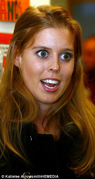 Princess Beatrice became patron of the foundation in July