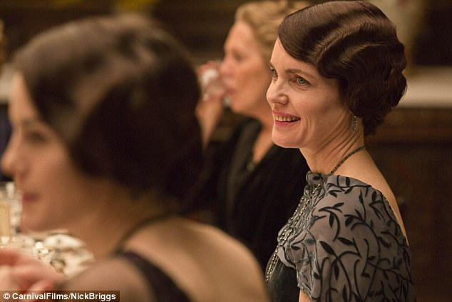 Elizabeth McGovern will return as Lady Grantham