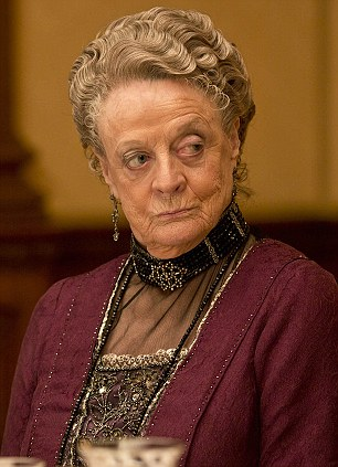 Old favourites: Dame Maggie Smith will return as the Countess of Grantham while Hugh Bonneville will once again play Lord Grantham