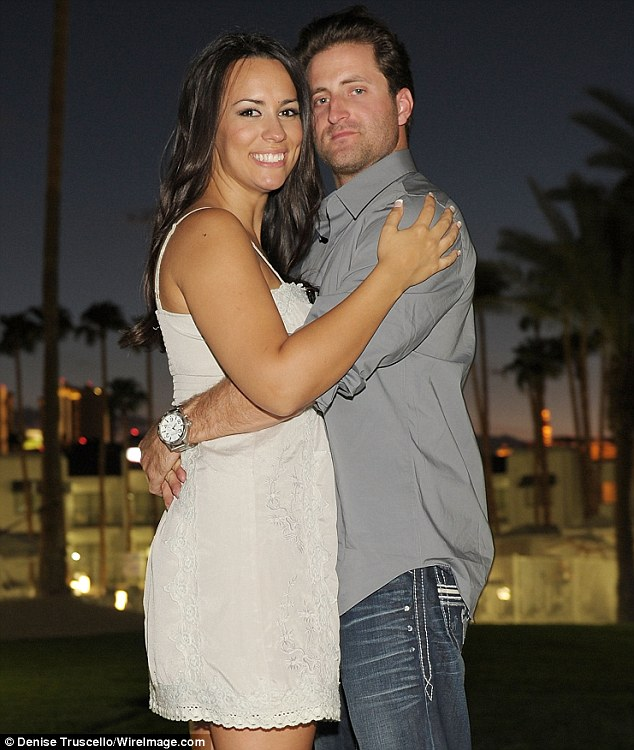Las Vegas wedding: Ann and Jesse got married in 2010 after meeting at a Bachelor reunion event