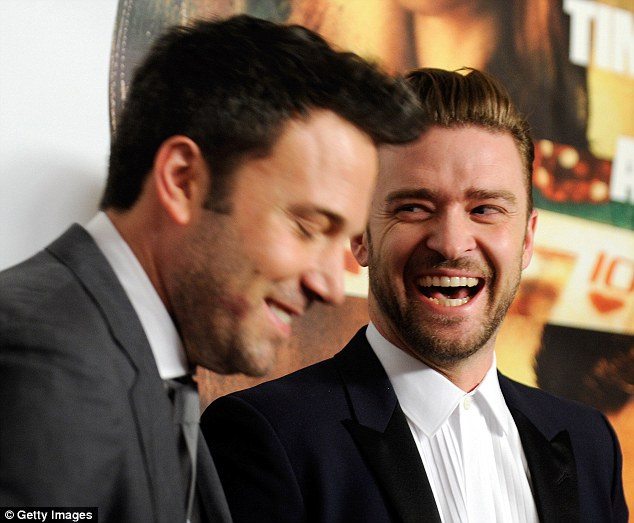 Experienced actors: While Affleck may be the acting heavyweight, Justin's films - including The Social Network and Bad Teacher - have gained positive reviews