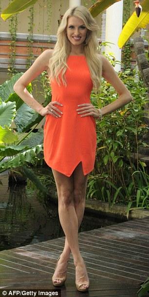 Miss Australia, Erin Holland