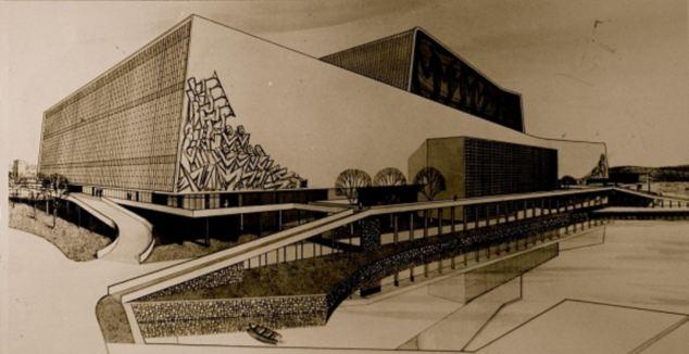 Sydney opera house proposal