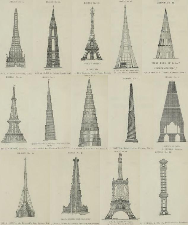London's Eifel Tower