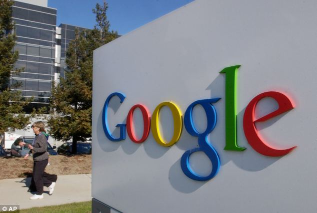Google's headquarters in Mountain View, California, where insiders say bosses are trying to clamp down on in-fighting