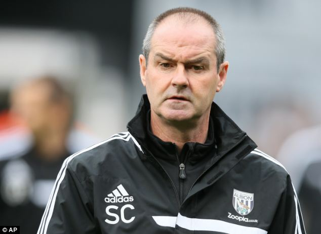 New boss: West Brom manager Steve Clarke has hinted that Sessegnon could start on Saturday