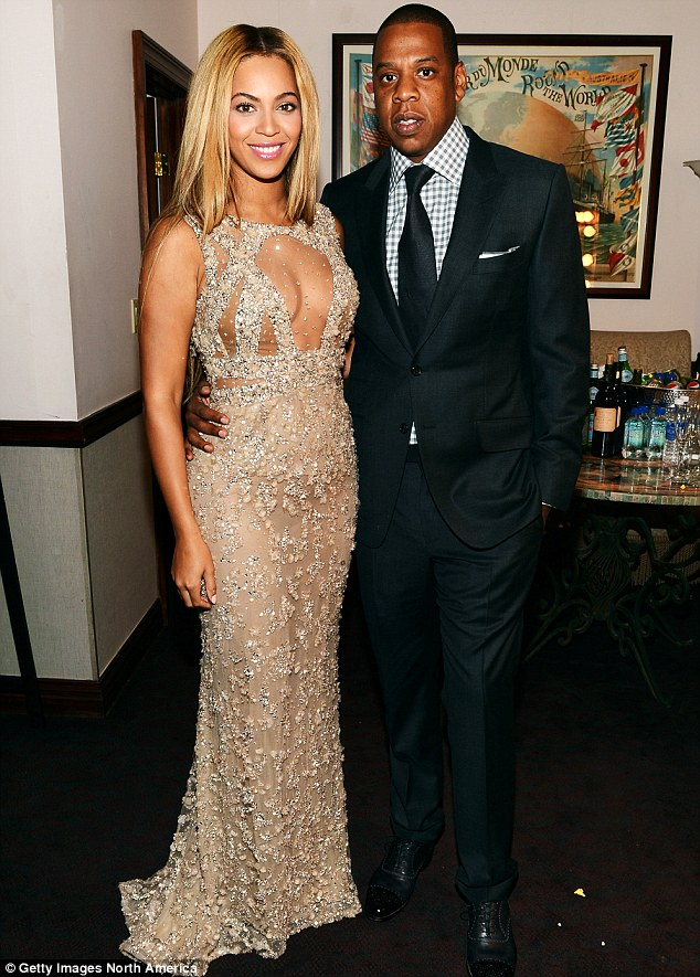 Top earners: Beyoncé and Jay Z earned a staggering $95million together in just one year