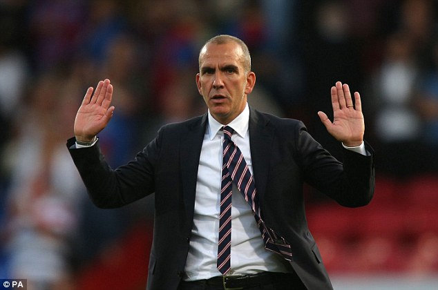 New ideas: Paolo Di Canio knows he is unique among Premier League managers