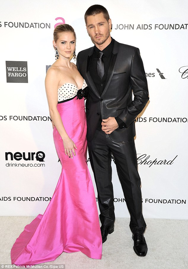 The seven year itch? Chad Michael Murray split with his fiancée Kenzie Dalton after an impressive seven-year engagement