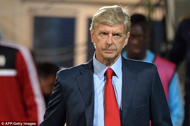 Good idea: Arsene Wenger is keen on feeder clubs being implemented