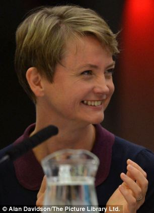 Shadow home secretary Yvette Cooper warned Labour not to go back to the navel gazing of the past