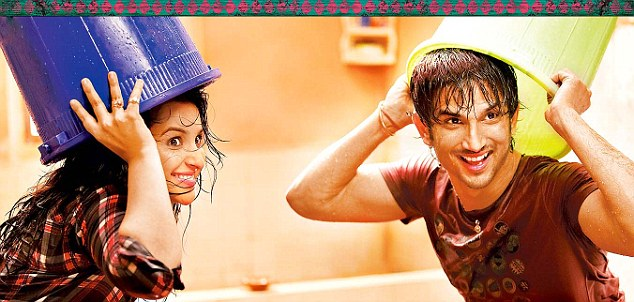 Sign of the times: New film 'Shuddh Desi Romance' has reopened the debate about live-in relationships