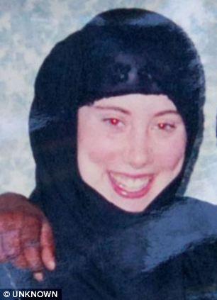 Terror link: Samantha Lewthwaite, 29, originally from Buckinghamshire, was described as a 'brave lady' by Islamist terror group Al Shabaab
