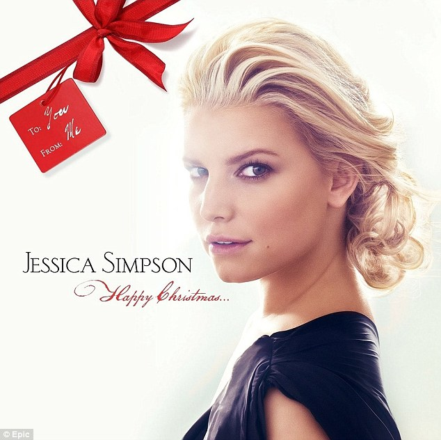 Sometime singer: Despite her thriving clothing company, she hasn't released new music since her second Christmas album Happy Christmas in 2010
