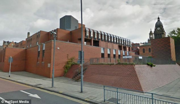 Judge told Ward at Leeds Crown Court it was the 'most unpleasant' case of abuse he had come across