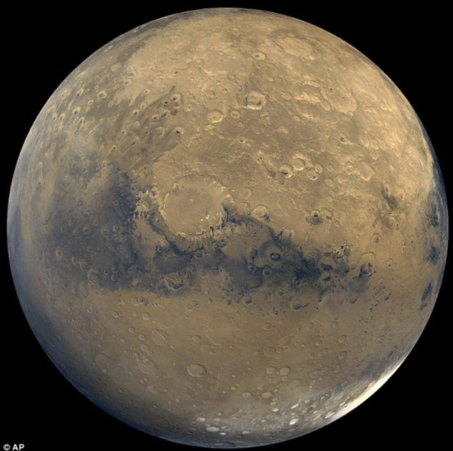 These insights into ancient megafloods on Earth could reveal clues about what may have occurred on the surface of Mars millions of years ago
