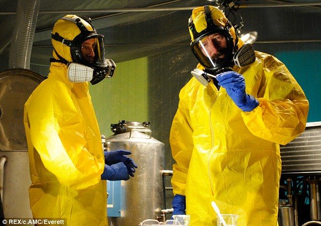 End of an era: The final episode of Breaking Bad will be aired this weekend