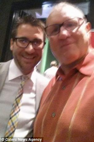 Bear with Ed ONeil