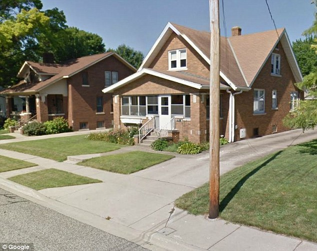 NIMBY: Examples of the brick architecture in Peoria, Merton, Illinois that some residents are keen to preserve