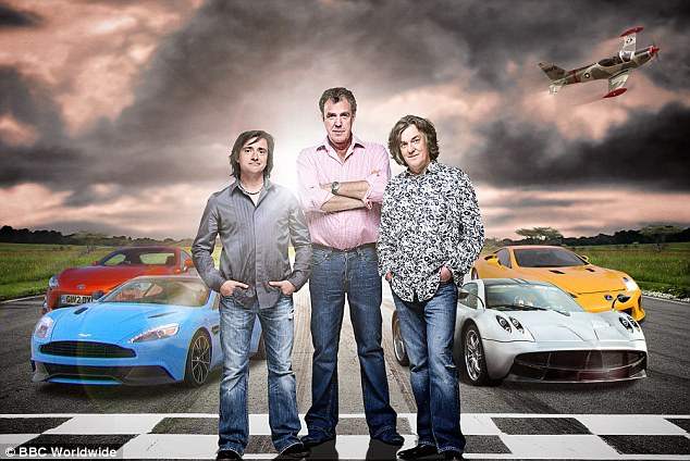 BBC Worldwide had planned to film the new V8 car to create a viral promotional video to support the Top Gear content in the Forza Motorsport 5 game on the Xbox. The film will not feature any of the three presenters