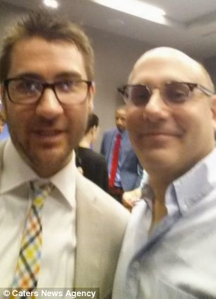 Willie Garson who played Stamford Blatch in Sex & The City