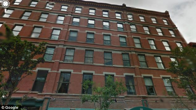 'Destroyed': The building's owners are suing the couple, who lived at the Greenwich Street address between 2009 and 2012, for $420,000 - in lost rent, damages, repairs and legal fees