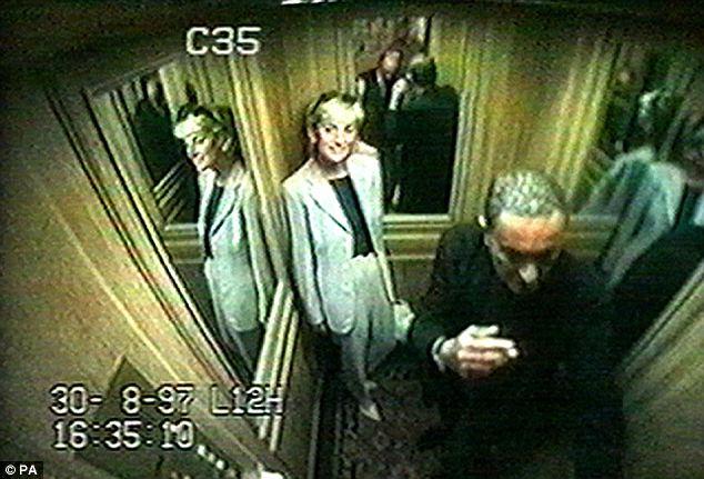 Fateful night: Jason wasn't in Paris when Diana and Dodi were killed in a fatal car accident