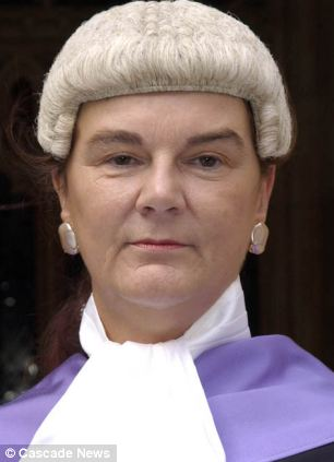 Judge Beverley Lunt told Embley: 'You weren¿t driven by debt, you weren't driven by financial need, but by greed'
