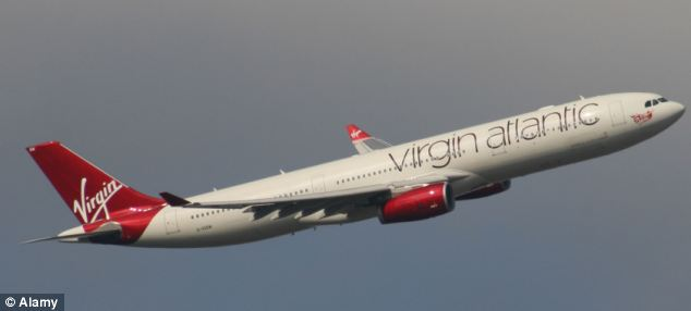 Virgin Atlantic admitted on Thursday that it was the carrier at the centre of the fatigue row
