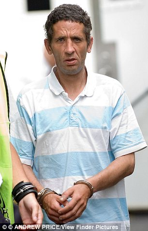 Andrew Gwndaf Jones, 44, was jailed for 10 months for perverting the course of justice