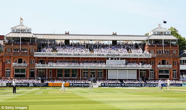 Rebuilding: The staged rebuilding plan at Lord's will go ahead despite opposition from a rebel group