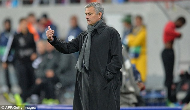 Gaffer: Jose Mourinho confirmed Torres would miss Spain's matches during the international break