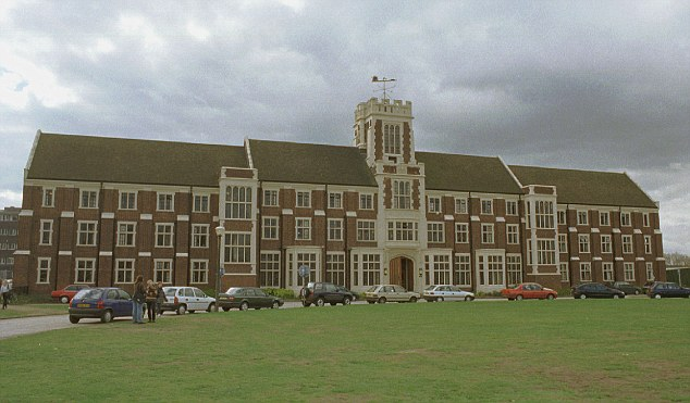 Plan: Targets were alleged to include Loughborough University and five other sites in the area