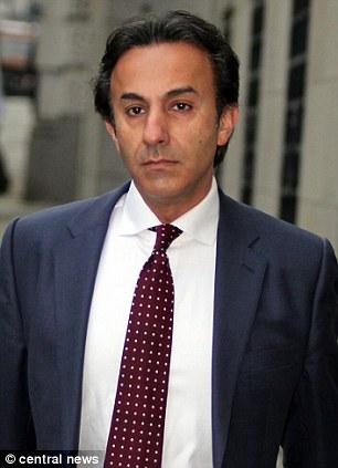 Ali Bajwa QC is defending in the trial