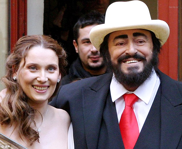 He was more than twice her age and besotted with her. But by the time he died it was said he hated her. Now Nicoletta Mantovani, Pavarotti's second wife, reveals the truth...
