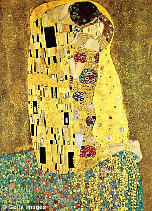 Gustav Klimt the inspiration