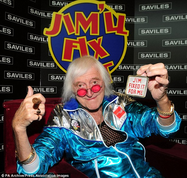Shocking figures: Police believe Jimmy Savile abused at least 1,300 people over 54 years while children's charity NSPCC says more victims are still coming forward