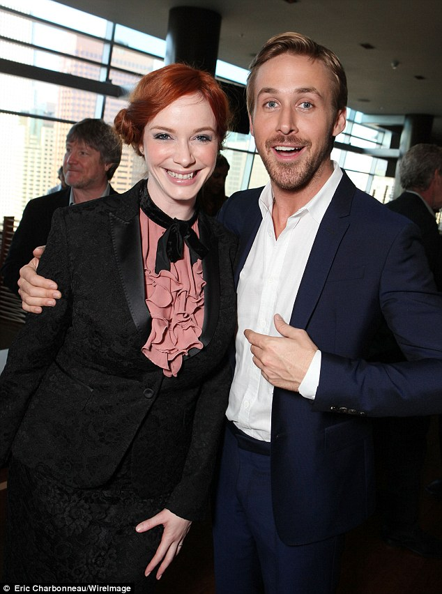 'It was truly wonderful! '[Ryan] was tremendous as a director': Earlier this year, the Firefly actress appeared in her Drive co-star Ryan Gosling's directorial debut, How to Catch a Monster