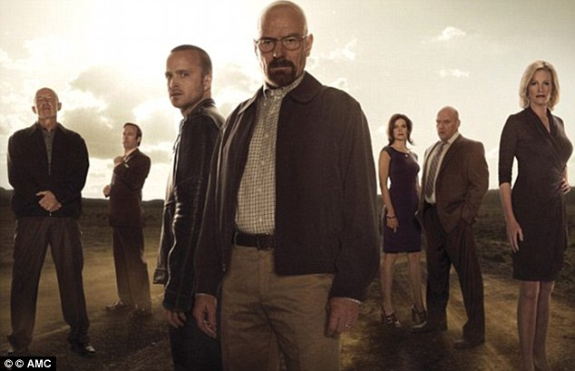 Sixteen episodes later: Breaking Bad became one of the most buzzed-about series in recent television history