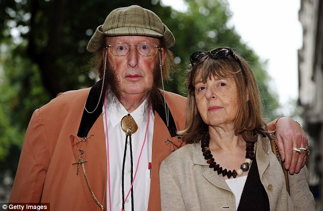 Ageist: Fresh evidence has emerged that Dubai Holdings wanted John McCririck sacked because he was too old for the coverage