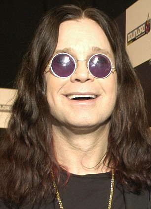 Spot the difference: The original Prince of Darkness himself, Ozzy