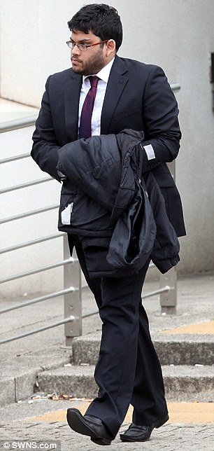 Junior doctor Suhail Ahmed sexually assaulted and secretly photographed female patients during intimate examinations