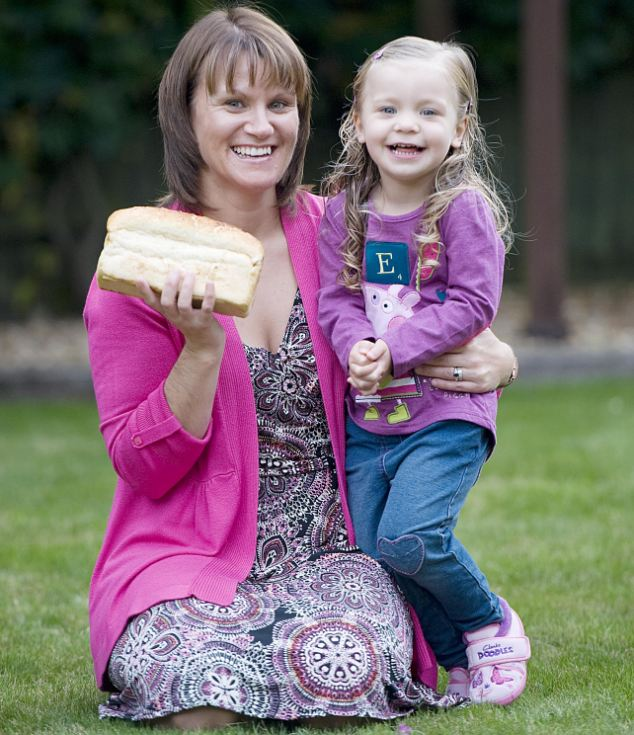 Julie Cummings was told IVF was her only chance of conceiving a child following five years of trying with no success