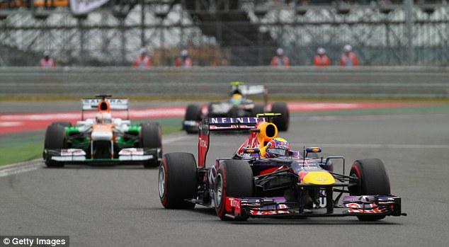 Convincing: Vettel's pursuit of success is unrelenting