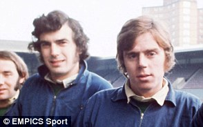 Harry Redknapp and Trevor Brooking
