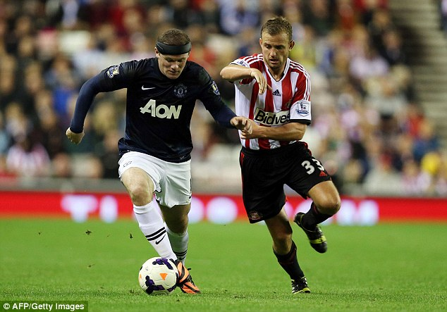 Praise: Wayne Rooney is a fan of the precocious talent