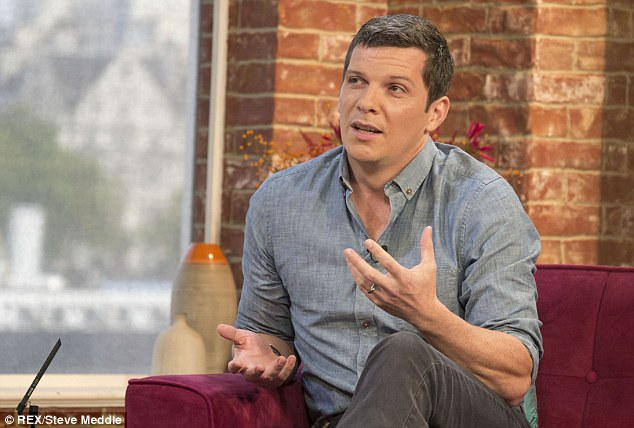 Nigel Harman said the decision to run the scene was 'bold' for a drama such as Downton Abbey