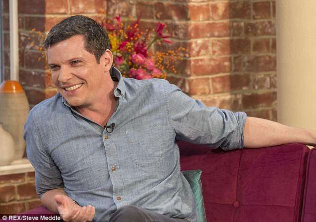 Nigel Harman appeared on This Morning to talk about his new role in Downton Abbey