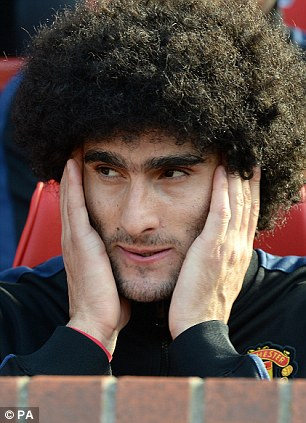Pain game: Fellani could be out for weeks if he has to undergo surgery on his injured wrist