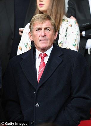 Kenny Dalglish at Anfield